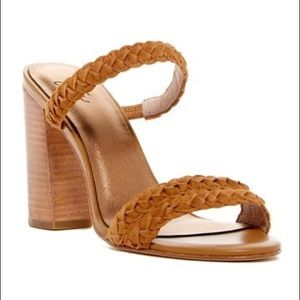 Joie Alexus Braided Heel Sandle